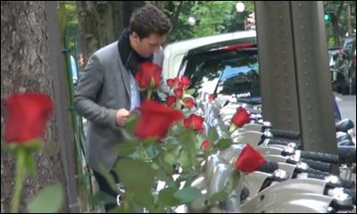 Vente en Ville : Opération Roses en Ville