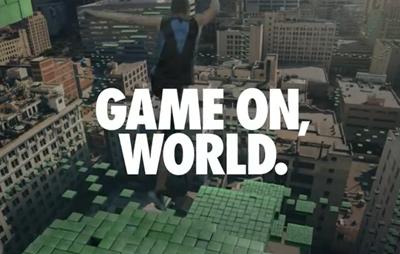 Game On, World.