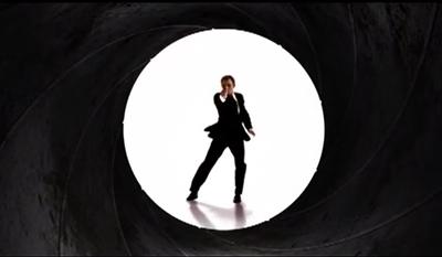James Bond Car Montage - Mini Trailer