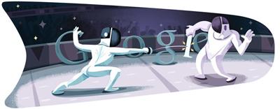 Google フェンシング(ロンドンオリンピック2012)