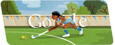 Google ホッケー(ロンドンオリンピック2012)