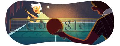 Google 卓球(ロンドンオリンピック2012)