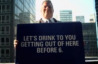 Ultimat Vodka - Stop Working. Start Drinking.