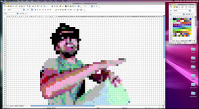 Stop-Motion Excel (Spreadsheet Animation)