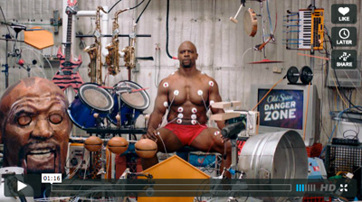 Old Spice Muscle Music on Vimeo