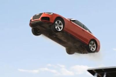 Audi - Return to Snake River Canyon