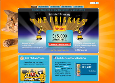 Friskies® Presents The Friskies