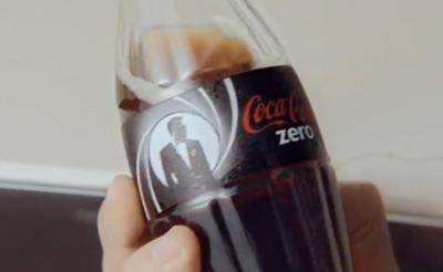 Unlock The 007 In You - New Coke Zero Commercial