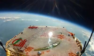 Pirma Pica Kosmose!