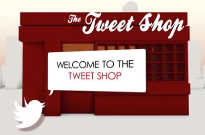 Special K Tweet Shop