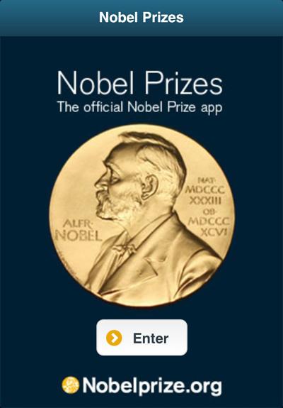Official Nobel Prize App