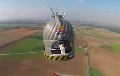 Stratos jump successful! ORIGINAL VERSION