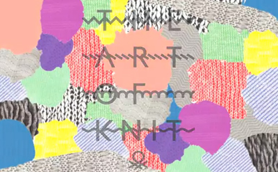 THE ART OF KNIT