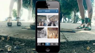 Ring My Bell Instagram Stunt by Aldo Israel