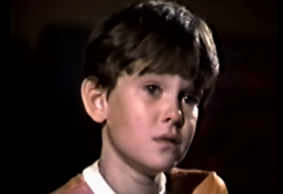 Henry Thomas audition for E.T.