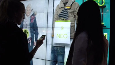 adidas NEO Window Shopping