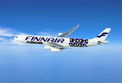 Marimekko for Finnair