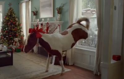 eBay Holiday TV Commercial: Pony