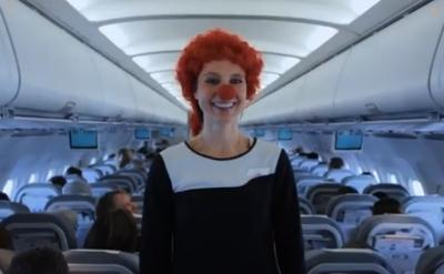 Red Nose Flight
