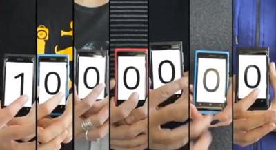 Un millón de gracias   Nokia México