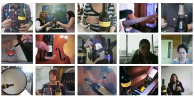 The [yellow tail] Wine Orchestra Players