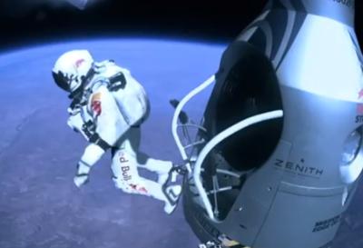 Centraal Deheer - Highest Space Jump