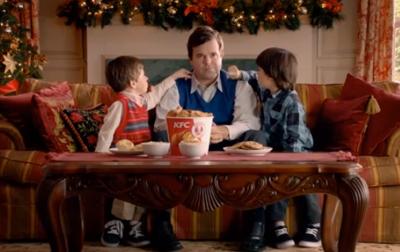 KFC Happy Holidays