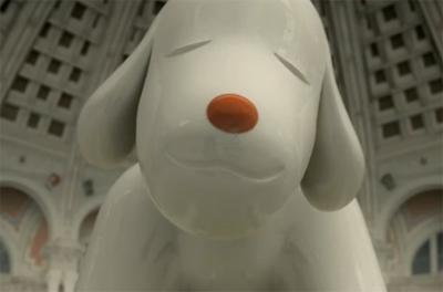 Let The Art Decide   Dog