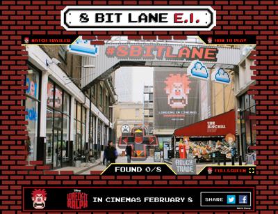Wreck-It Ralph | 8 Bit Lane