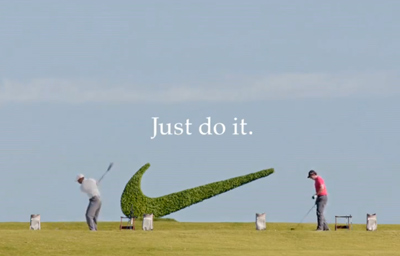 Nike Golf: No Cup Is Safe