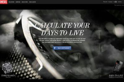 DIESEL - DAYS TO LIVE