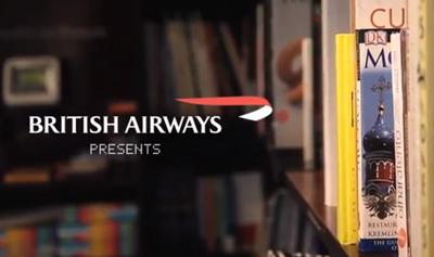 British Airways - Barcode Reader Ad