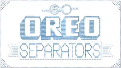 OREO Separator Machine #1 - Creator: Physicist David Neevel