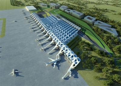 london's new multi runway hub airport