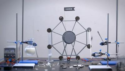 OREO Separator Machine #3 — Creator: Conceptual Artist Collective DENTAKU
