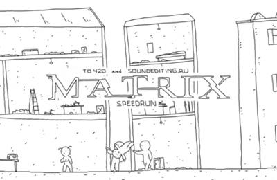 Speedrun: Matrix in 60 seconds
