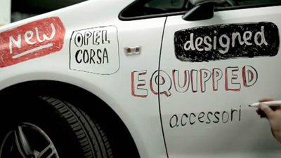 Opel Corsa ____ - The First Car Model Named After its Owner