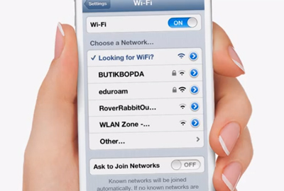The WiFi-Ad