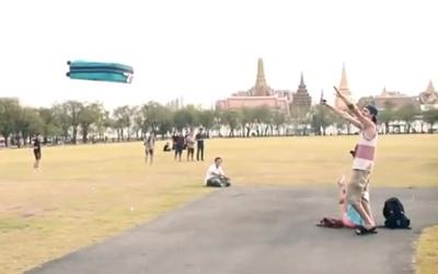 Flying Bags by Bangkok Airways