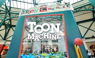 Toon Machine