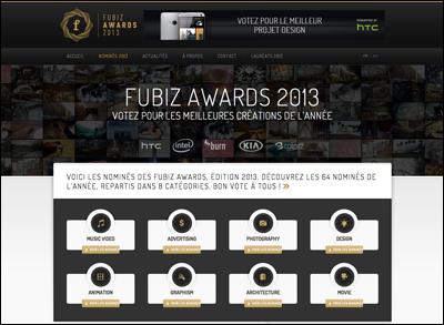 Fubiz Awards 2013