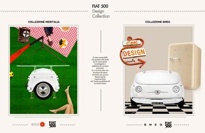 SMEG FIAT 500