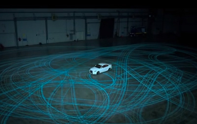 New Lexus IS Hybrid   TRACE YOUR ROAD