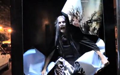 Las Brujas de Zugarramurdi asustan Madrid
