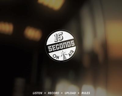 Øvingshotellet - 15 seconds on air