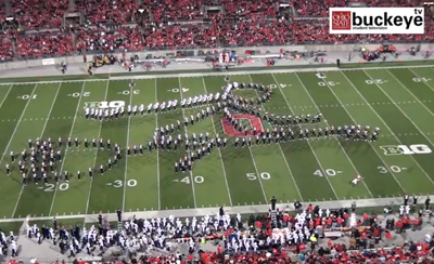 Ohio State Marching Band – Hollywood Blockbusters