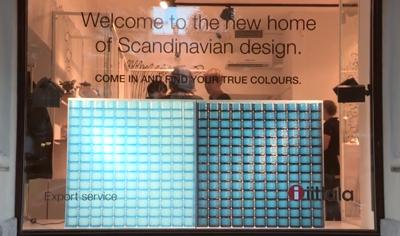 Makeover Stories of Iittala's Esplanadi Flagship Store