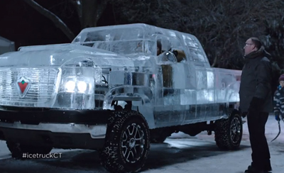 Hockey Practice - The Canadian Tire Ice Truck Commercial