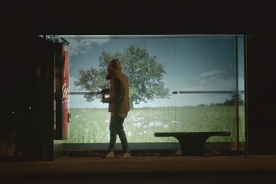 Coca-Cola Happiness Machine - Sweden