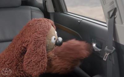 Big Game Trailer starring The Muppets | 2014 Toyota Highlander